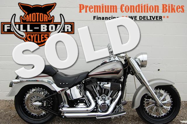 2007 Harley Davidson FLSTF FAT BOY FLSTF in Hurst TX