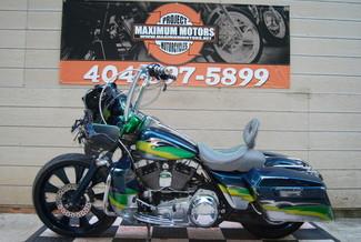 2007 Harley Davidson FLTR Roadglide Jackson, Georgia 12