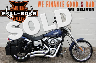 2007 Harley-Davidson FXDWG DYNA WIDE GLIDE - FXDWG Hurst, TX