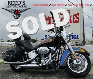 2007 Harley Davidson Heritage Softail in Hurst Texas