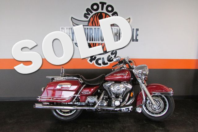 2007 Harley-Davidson Road King® Base Arlington, Texas 0