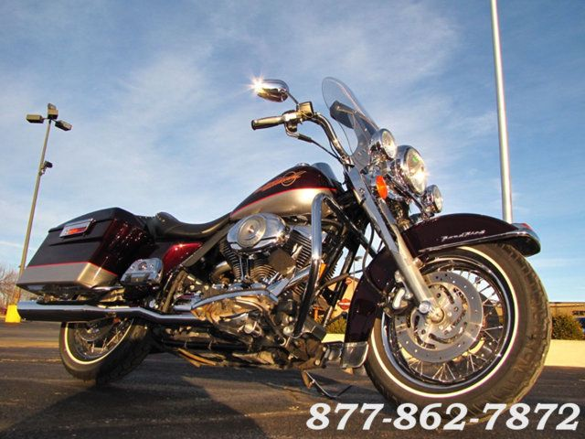 2007 Harley-Davidson ROAD KING FLHR ROAD KING FLHR McHenry, Illinois 2