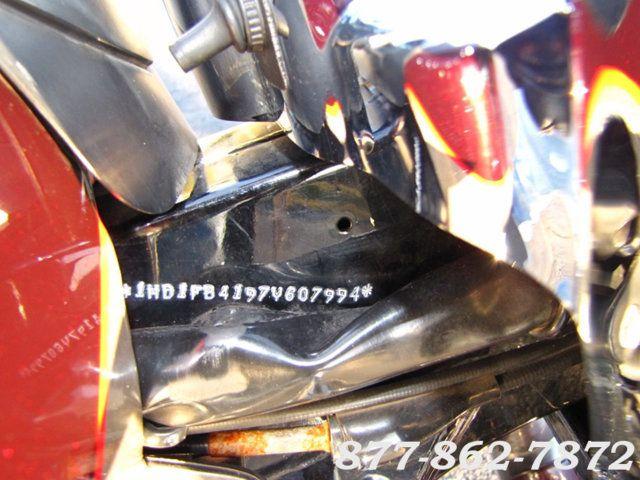 2007 Harley-Davidson ROAD KING FLHR ROAD KING FLHR McHenry, Illinois 30