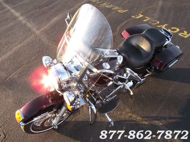 2007 Harley-Davidson ROAD KING FLHR ROAD KING FLHR McHenry, Illinois 33