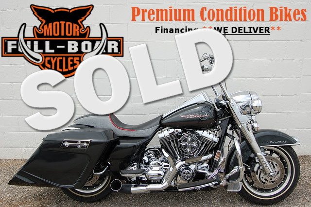 2007 Harley Davidson ROAD KING FLHR in Hurst TX