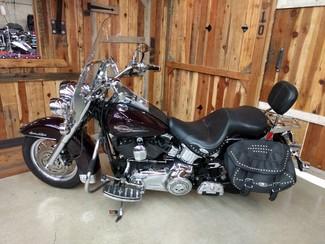 2007 Harley-Davidson Softail® Heritage Softail® Classic Anaheim, California 1