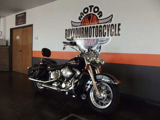 2007 Harley-Davidson SOFTAIL Heritage Classic FLSTC Arlington, Texas 2