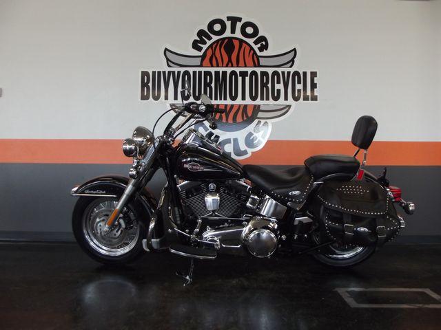 2007 Harley-Davidson SOFTAIL Heritage Classic FLSTC Arlington, Texas 22