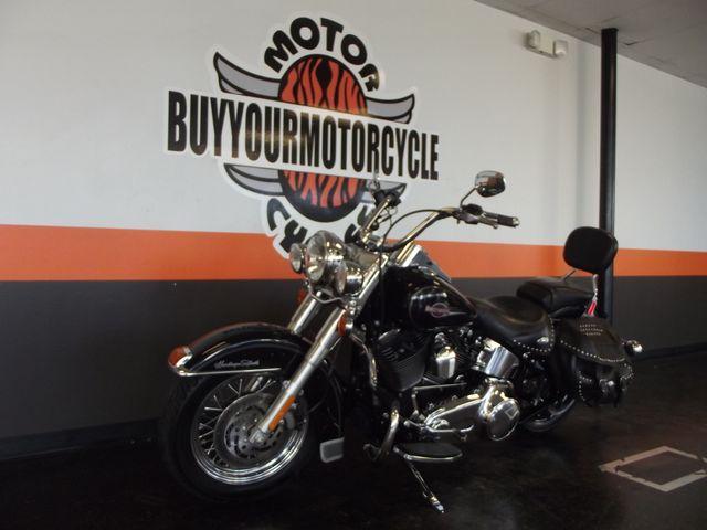 2007 Harley-Davidson SOFTAIL Heritage Classic FLSTC Arlington, Texas 23