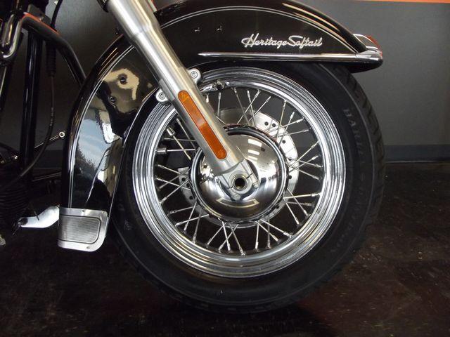 2007 Harley-Davidson SOFTAIL Heritage Classic FLSTC Arlington, Texas 5