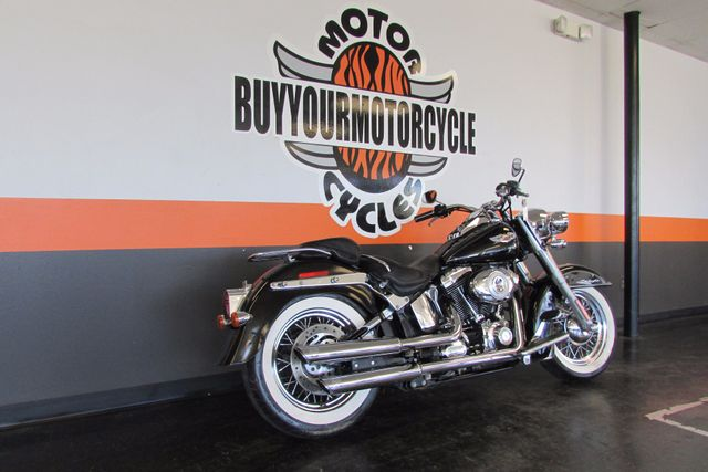 2007 Harley-Davidson Softail® Deluxe Arlington, Texas 1