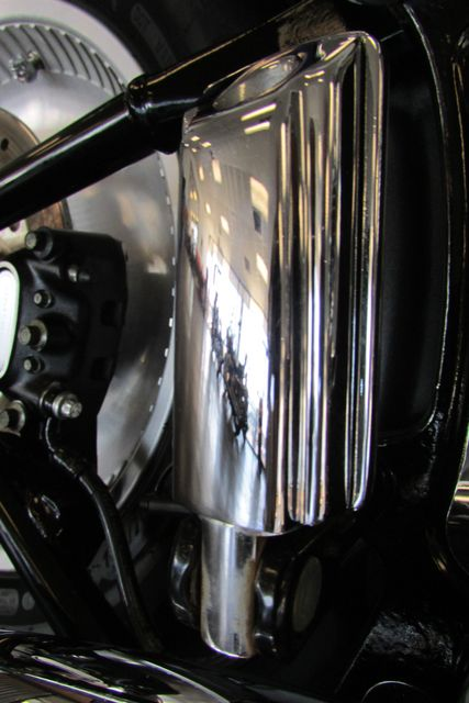 2007 Harley-Davidson Softail® Deuce™ Arlington, Texas 14