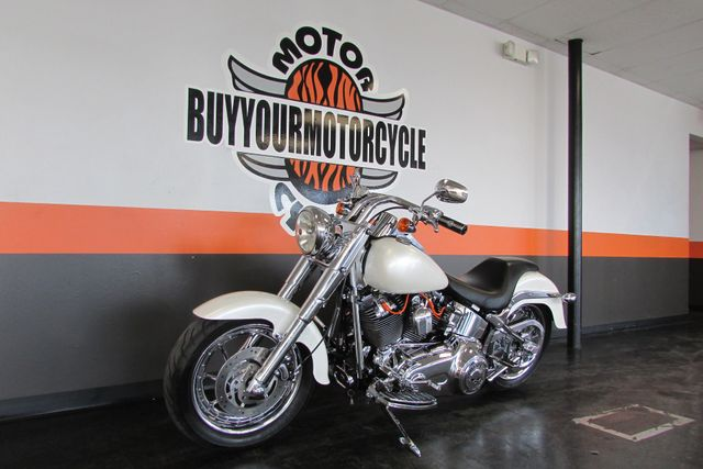 2007 Harley-Davidson Softail® Fat Boy® Arlington, Texas 36
