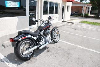 2007 Harley Davidson SOFTAIL Dania Beach, Florida 4