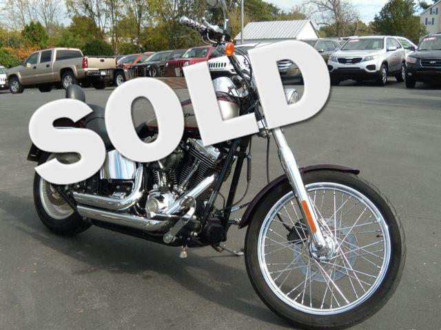 2007 Harley-Davidson Softail® Deuce™ Ephrata, PA 0