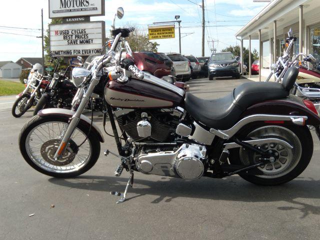 2007 Harley-Davidson Softail® Deuce™ Ephrata, PA 8