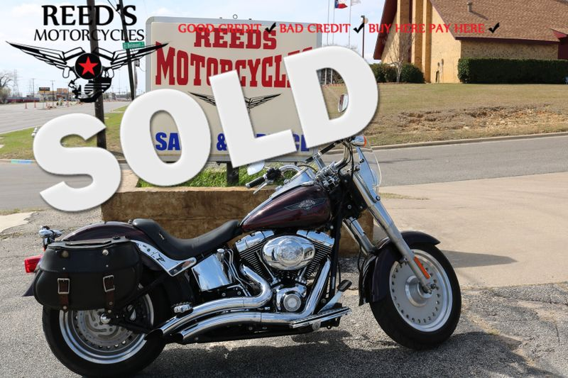 2007 Harley Davidson Softail Fat Boy | Hurst, Texas | Reed's Motorcycles in Hurst Texas