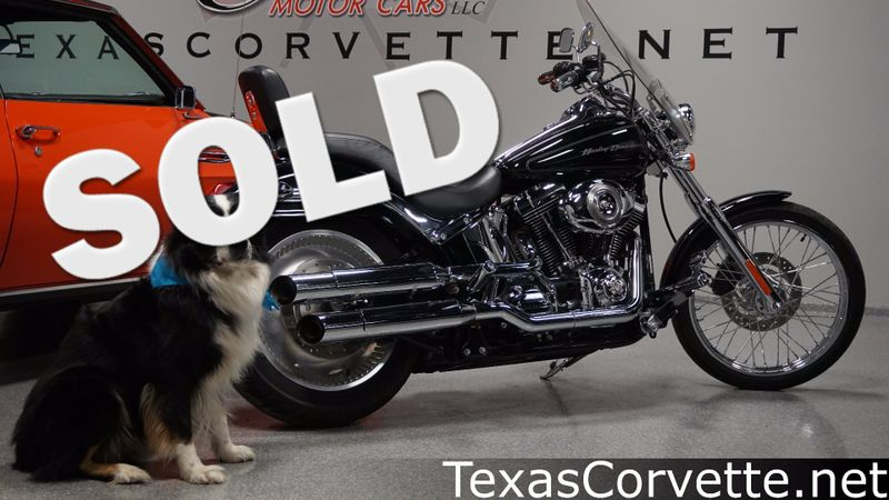 2007 Harley-Davidson Softail® Deuce™ | Lubbock, Texas | Classic Motor Cars