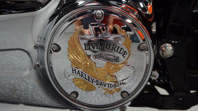 2007 Harley Davidson Softail Deuce Lubbock Texas