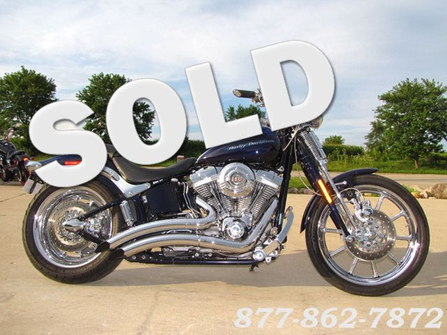 2007 Harley-Davidson SOFTAIL SCREAMIN EAGLE SPRINGER FXSTDSE SCREAMIN EAGLE FXSTS McHenry, Illinois 0