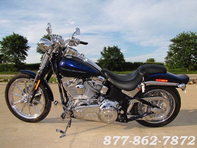 2007 Harley-Davidson SOFTAIL SCREAMIN EAGLE SPRINGER FXSTDSE SCREAMIN EAGLE FXSTS McHenry, Illinois 1