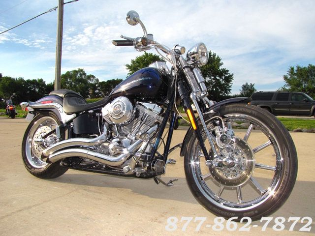 2007 Harley-Davidson SOFTAIL SCREAMIN EAGLE SPRINGER FXSTDSE SCREAMIN EAGLE FXSTS McHenry, Illinois 2