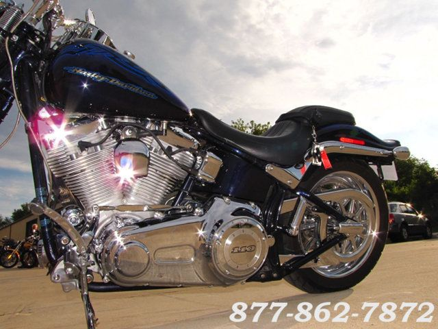 2007 Harley-Davidson SOFTAIL SCREAMIN EAGLE SPRINGER FXSTDSE SCREAMIN EAGLE FXSTS McHenry, Illinois 28
