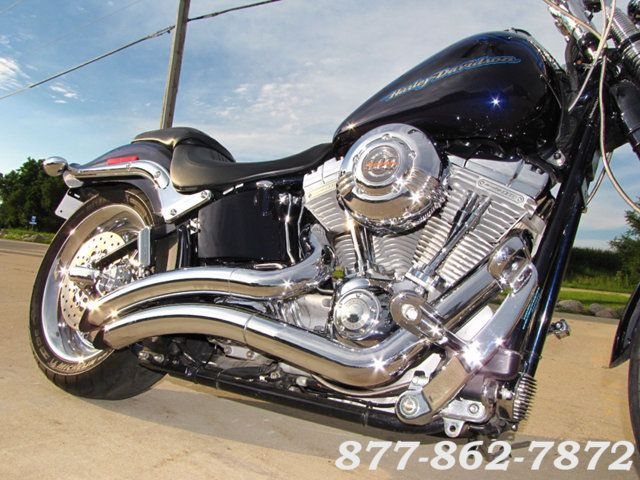 2007 Harley-Davidson SOFTAIL SCREAMIN EAGLE SPRINGER FXSTDSE SCREAMIN EAGLE FXSTS McHenry, Illinois 29