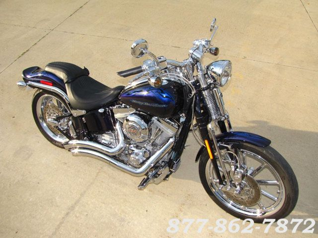 2007 Harley-Davidson SOFTAIL SCREAMIN EAGLE SPRINGER FXSTDSE SCREAMIN EAGLE FXSTS McHenry, Illinois 33