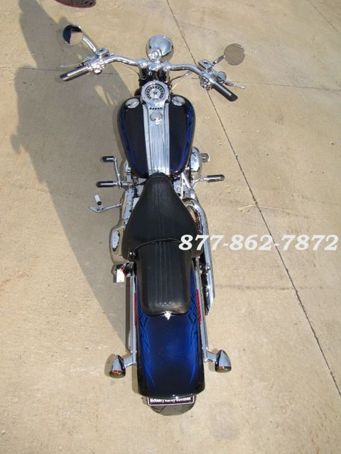 2007 Harley-Davidson SOFTAIL SCREAMIN EAGLE SPRINGER FXSTDSE SCREAMIN EAGLE FXSTS McHenry, Illinois 37