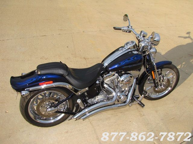 2007 Harley-Davidson SOFTAIL SCREAMIN EAGLE SPRINGER FXSTDSE SCREAMIN EAGLE FXSTS McHenry, Illinois 38