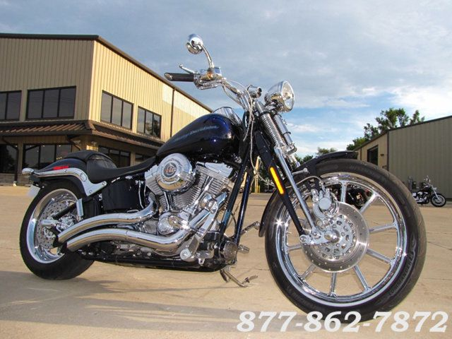 2007 Harley-Davidson SOFTAIL SCREAMIN EAGLE SPRINGER FXSTDSE SCREAMIN EAGLE FXSTS McHenry, Illinois 39
