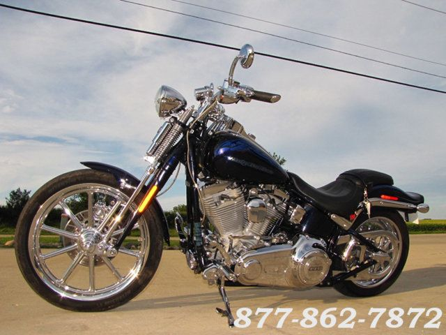 2007 Harley-Davidson SOFTAIL SCREAMIN EAGLE SPRINGER FXSTDSE SCREAMIN EAGLE FXSTS McHenry, Illinois 4