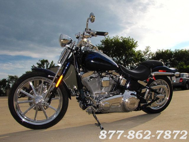 2007 Harley-Davidson SOFTAIL SCREAMIN EAGLE SPRINGER FXSTDSE SCREAMIN EAGLE FXSTS McHenry, Illinois 41