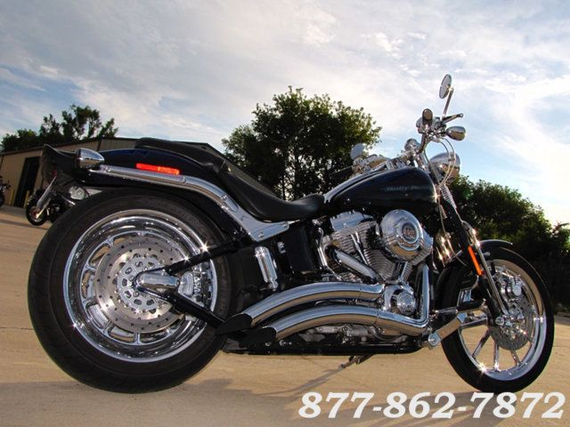 2007 Harley-Davidson SOFTAIL SCREAMIN EAGLE SPRINGER FXSTDSE SCREAMIN EAGLE FXSTS McHenry, Illinois 44