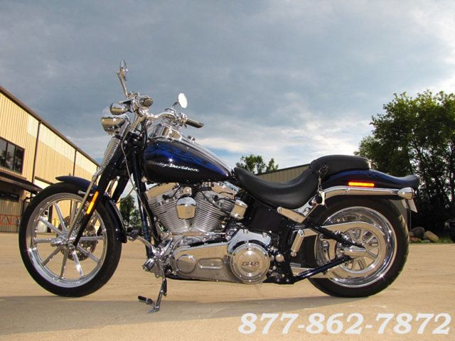 2007 Harley-Davidson SOFTAIL SCREAMIN EAGLE SPRINGER FXSTDSE SCREAMIN EAGLE FXSTS McHenry, Illinois 45
