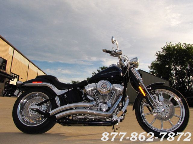 2007 Harley-Davidson SOFTAIL SCREAMIN EAGLE SPRINGER FXSTDSE SCREAMIN EAGLE FXSTS McHenry, Illinois 46