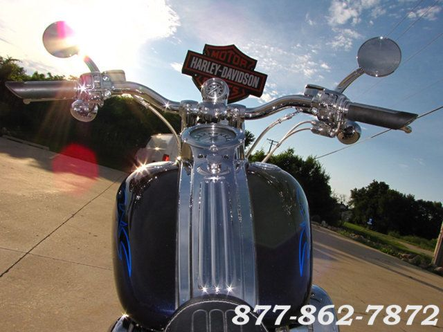 2007 Harley-Davidson SOFTAIL SCREAMIN EAGLE SPRINGER FXSTDSE SCREAMIN EAGLE FXSTS McHenry, Illinois 47
