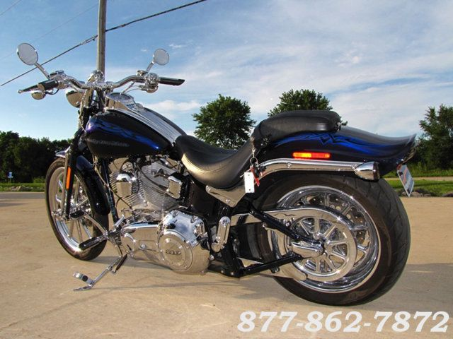 2007 Harley-Davidson SOFTAIL SCREAMIN EAGLE SPRINGER FXSTDSE SCREAMIN EAGLE FXSTS McHenry, Illinois 5