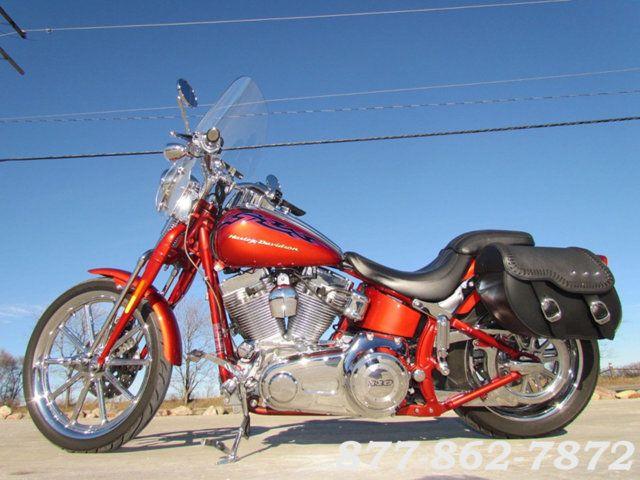 2007 Harley-Davidson SOFTAIL SCREAMIN EAGLE SPRINGER FXSTSSE SCREAMIN EAGLE FXSTS McHenry, Illinois 1
