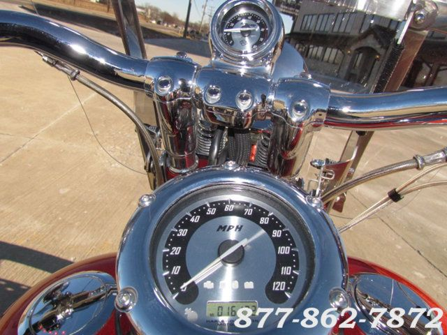 2007 Harley-Davidson SOFTAIL SCREAMIN EAGLE SPRINGER FXSTSSE SCREAMIN EAGLE FXSTS McHenry, Illinois 12