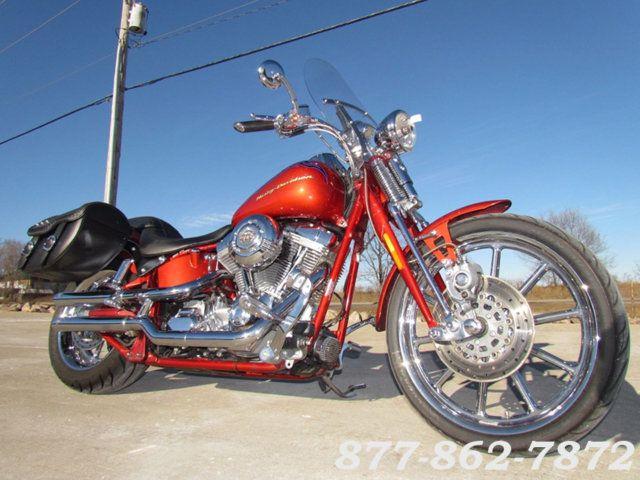 2007 Harley-Davidson SOFTAIL SCREAMIN EAGLE SPRINGER FXSTSSE SCREAMIN EAGLE FXSTS McHenry, Illinois 2