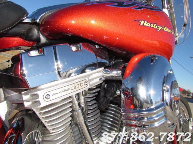 2007 Harley-Davidson SOFTAIL SCREAMIN EAGLE SPRINGER FXSTSSE SCREAMIN EAGLE FXSTS McHenry, Illinois 26