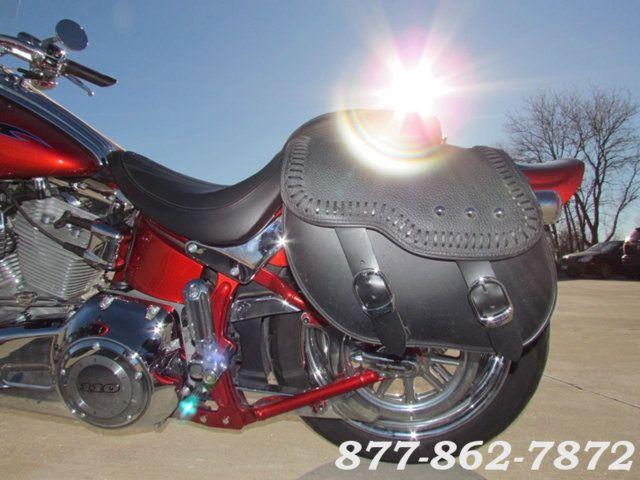 2007 Harley-Davidson SOFTAIL SCREAMIN EAGLE SPRINGER FXSTSSE SCREAMIN EAGLE FXSTS McHenry, Illinois 29