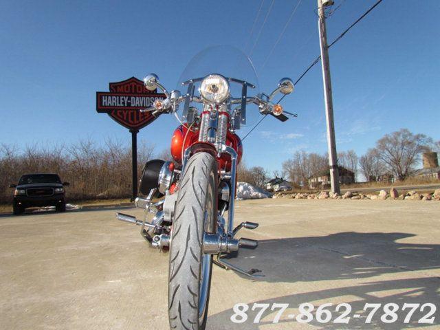 2007 Harley-Davidson SOFTAIL SCREAMIN EAGLE SPRINGER FXSTSSE SCREAMIN EAGLE FXSTS McHenry, Illinois 3