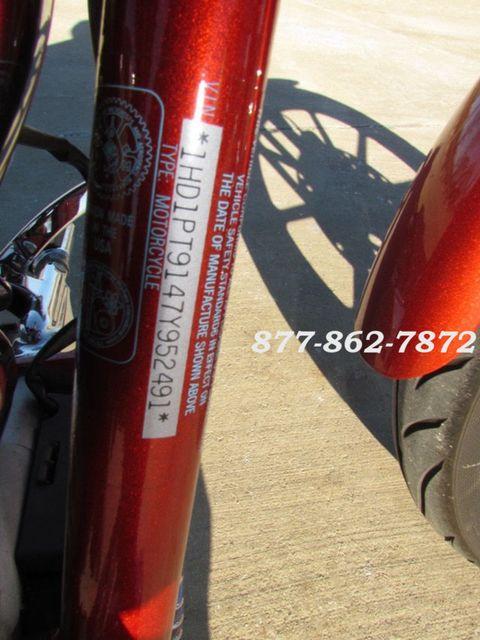 2007 Harley-Davidson SOFTAIL SCREAMIN EAGLE SPRINGER FXSTSSE SCREAMIN EAGLE FXSTS McHenry, Illinois 30