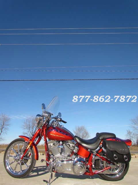 2007 Harley-Davidson SOFTAIL SCREAMIN EAGLE SPRINGER FXSTSSE SCREAMIN EAGLE FXSTS McHenry, Illinois 31