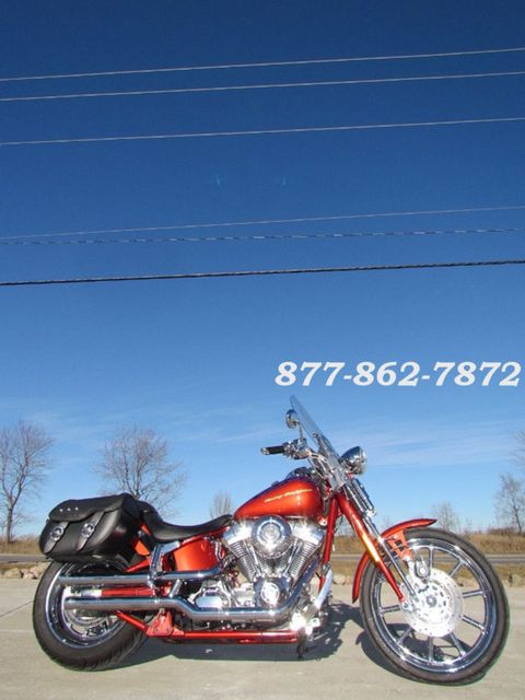 2007 Harley-Davidson SOFTAIL SCREAMIN EAGLE SPRINGER FXSTSSE SCREAMIN EAGLE FXSTS McHenry, Illinois 32