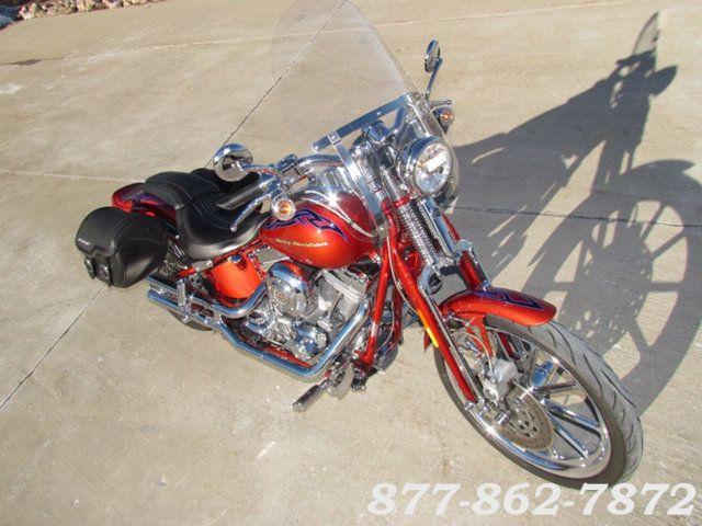 2007 Harley-Davidson SOFTAIL SCREAMIN EAGLE SPRINGER FXSTSSE SCREAMIN EAGLE FXSTS McHenry, Illinois 33