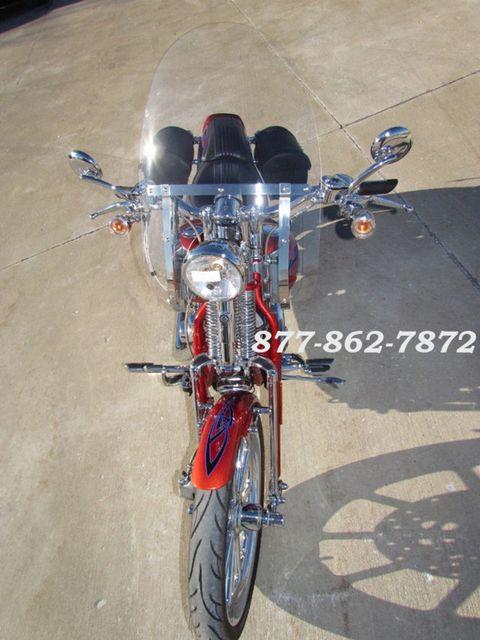 2007 Harley-Davidson SOFTAIL SCREAMIN EAGLE SPRINGER FXSTSSE SCREAMIN EAGLE FXSTS McHenry, Illinois 34